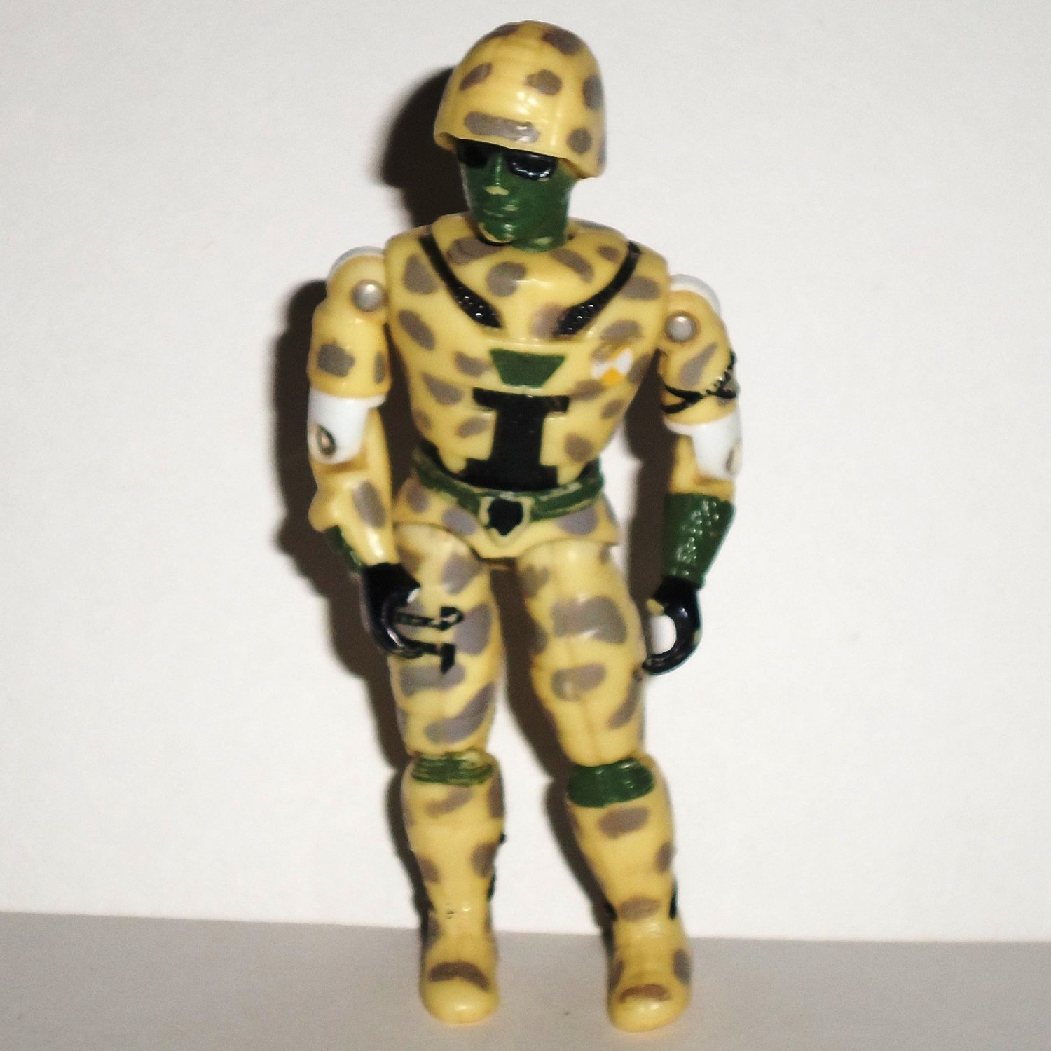 The Corps 1996 Cybor Trooper Green Skin Action Figure
