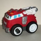 Tonka Chuck and Friends Motorized Boomer the Fire Truck Hasbro Loose Used
