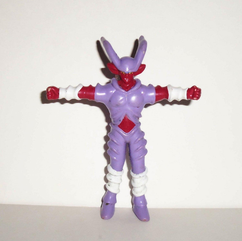 "Dragon Ball Z 1989 Janemba 4"" Figure Loose Used"