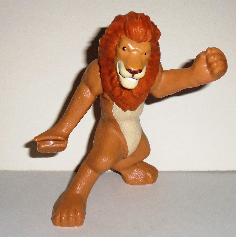 The Wild Toys : Mcdonald s disney the wild samson lion happy meal