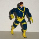 Marvel X-Men Steel Mutants Cyclops Diecast Action Figure Toy Biz 1994 Loose Used