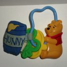 First Years 2002 Winnie the Pooh Teether Loose Used