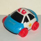 McDonald's 2001 Fisher-Price Police Car U3 Happy Meal Toy Loose Used