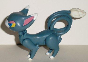 Jakks Pacific 2007 Pokemon Glameow Figure Loose Used