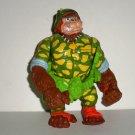 Teenage Mutant Ninja Turtles 1991 Sergeant Bananas Action Figure W/ Belt Playmates Loose Used