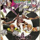 Hybrids Deathwatch 2000 #0 Silver Foil Cover Continuity Comics April 1993 FN