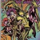Hybrids The Origin #4 Revengers Special Valeria the She-Bat Continuity Comics Dec 1993 FN