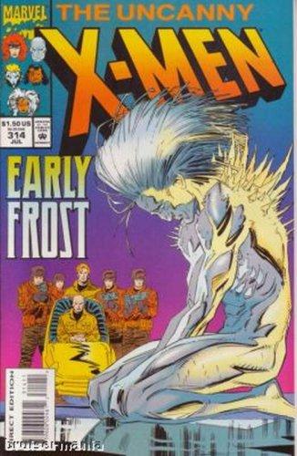 Uncanny X-Men #314 Marvel Comics July 1994 VF