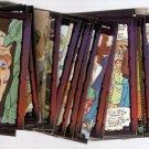 Dark Dominion Comic Book Cards Lot of 64 Defiant