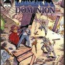 Dark Dominion Comic Book Cards Collector's Album Defiant Steve Ditko
