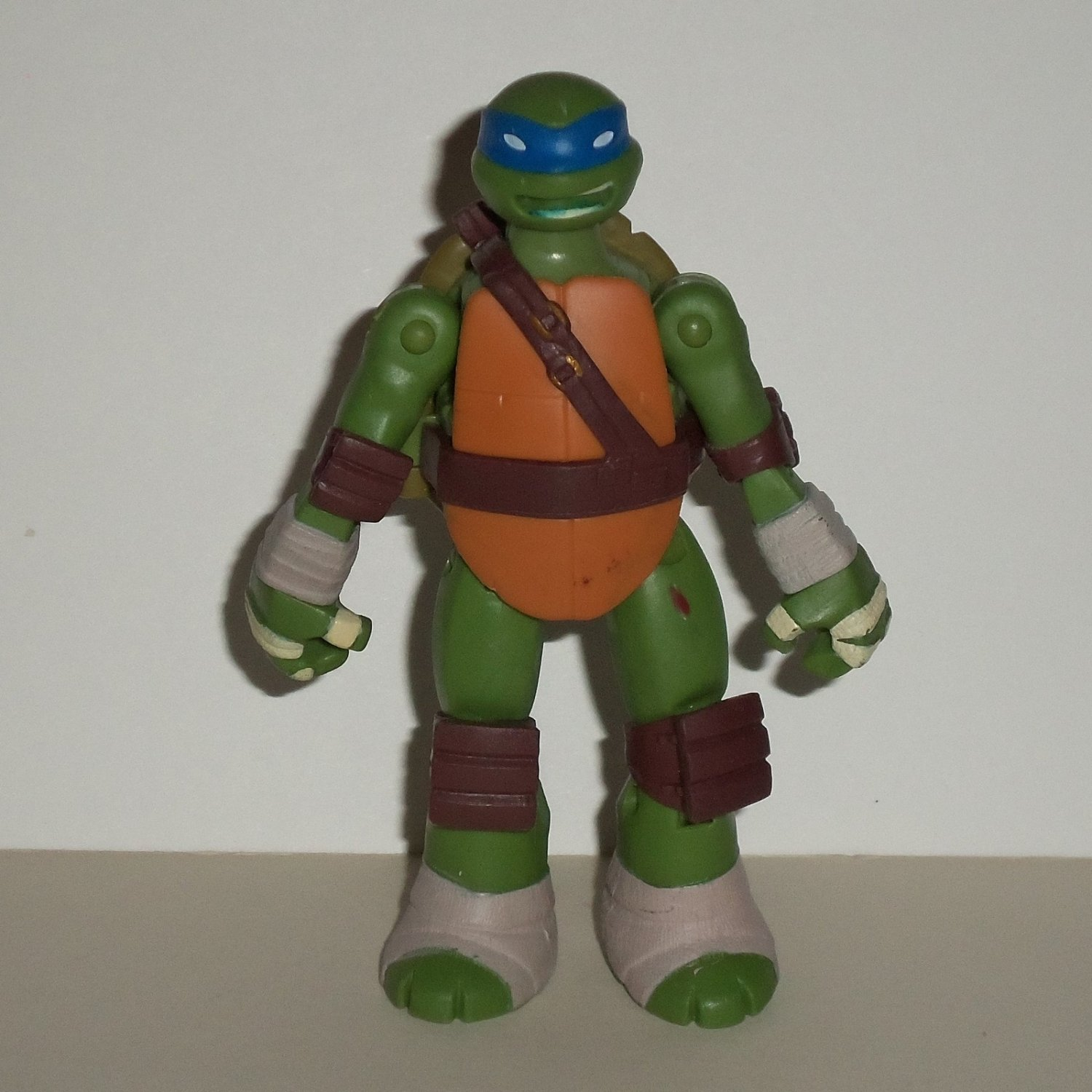 Teenage Mutant Ninja Turtles 2013 Leonardo Action Figure ...