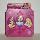 Seastone Give-A-Gift Disney Princess Gift Card Holder Tin Loose Used