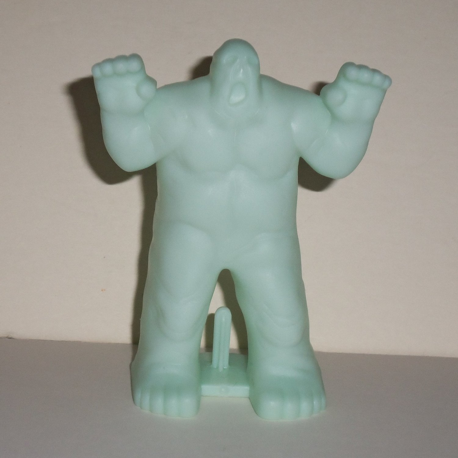 Wendy S 2014 Scooby Doo Monster Mystery Glow In The Dark Costume Figure Kids Meal Toy Loose Used