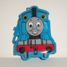Thomas & Friends Thomas the Tank Engine Train Change Purse with Backpack Clip Loose Used