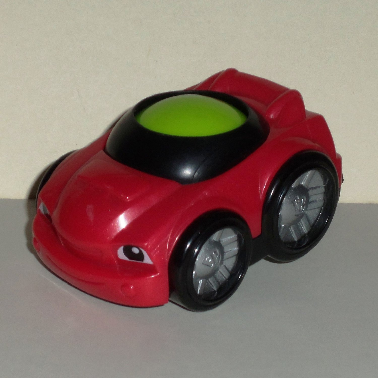 Fisher-Price Lil' Zoomers Red Car From Chase 'n Race