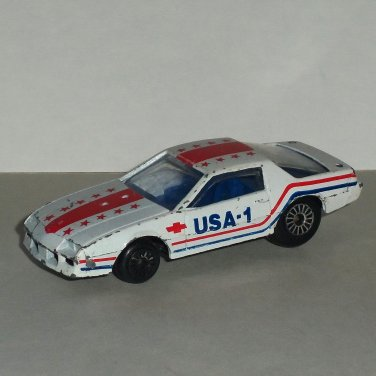 Zee Toys Victory Circle Series Chevrolet Camaro Pro-Stocker USA-1 Diecast Car Loose Used Incomplete