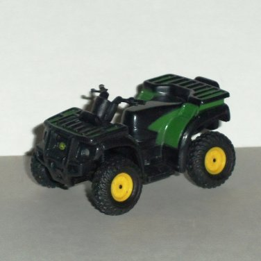 Ertl John Deere 1/64th Plastic ATV Loose Used