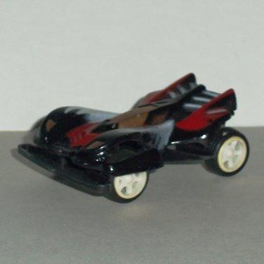 Multi-Colored Pull Back Race Car Loose Used