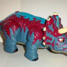 Fisher-Price Imaginext Adventures Trample the Triceratops Dinosaur Loose Used