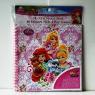 Disney Princess Palace Pets My First Sticker Book Set Paper Magic Group New