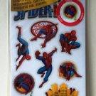 Marvel Spider-Man Spider Sense Glow in the Dark Stickers SandyLion New in Original Packaging