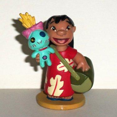 Disney Store Lilo and Stitch Lilo PVC Figure Loose Used