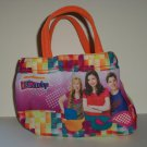 McDonald's 2010 iCarly Tote Bag Happy Meal Toy Loose Used