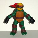 Teenage Mutant Ninja Turtles 2012 Stealth Ninja Raph Action Figure Playmates TMNT Raphael Loose Used