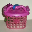Littlest Pet Shop Pink Hutch Carrier Top Section Accessory from #95 Rabbit Hasbro 2005 Loose Used