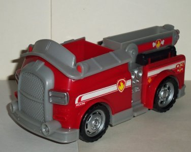 paw patrol marshall s fire fightin truck firetruck only spin master