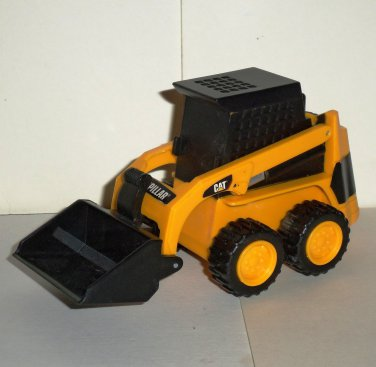 Toy State Industrial Caterpillar CAT Front Loader Truck Loose Used