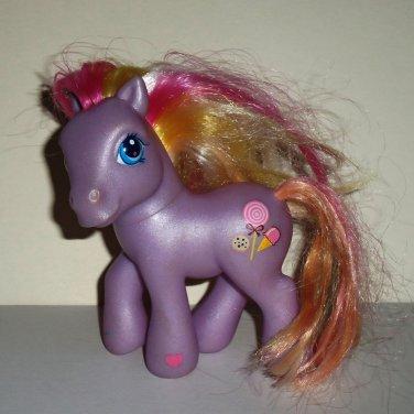 My Little Pony Triple Treat G3 Hasbro 2004 Loose Used