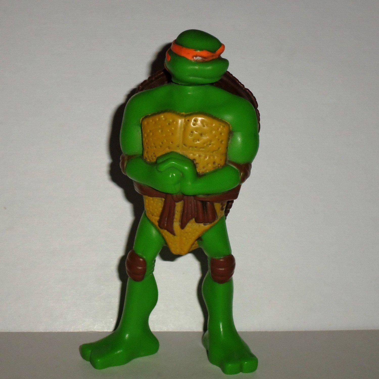 Mcdonald S 2007 Teenage Mutant Ninja Turtles Michelangelo Figure