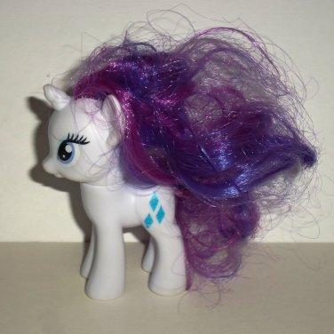 My Little Pony 2010 Rarity Toy Hasbro Loose Used