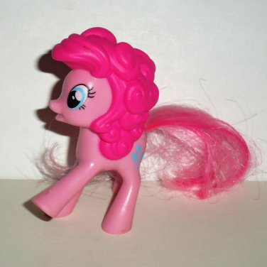 McDonald's 2016 My Little Pony Pinkie Pie Figure Happy Meal Toy Hasbro Loose Used