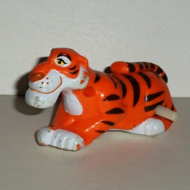 McDonald's 1990 Disney's Jungle Book Shere Khan the Tiger Happy Meal Toy Loose Used