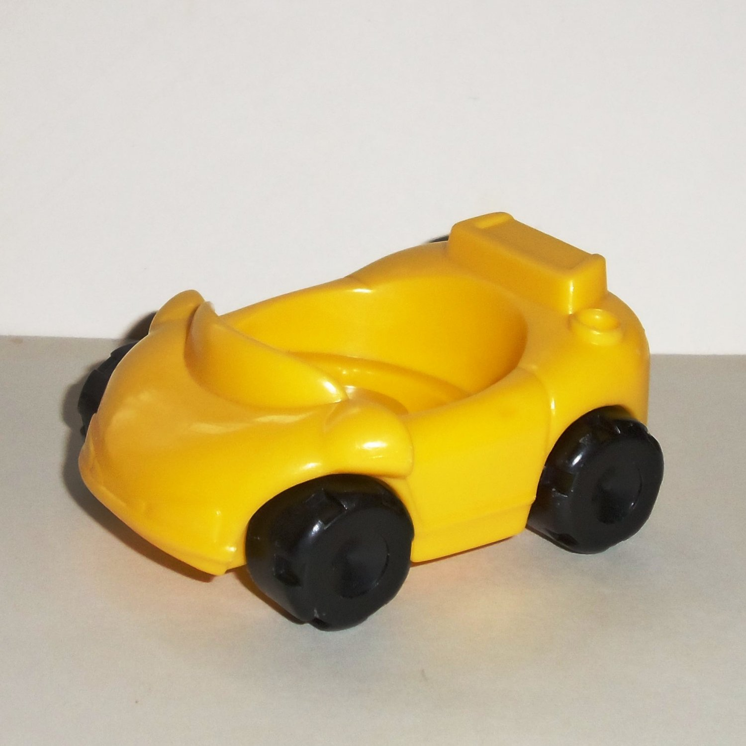Fisher Price Red And Yellow Car Uk