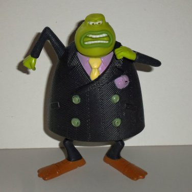 McDonald's 2006 Flushed Away The Toad Figure Happy Meal Toy Hasbro Loose Used