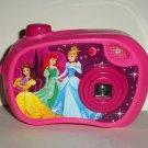 Disney Princesses Toy Camera w/ Lights & Sounds Loose Used