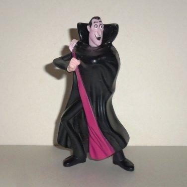 McDonald's 2015 Hotel Transylvania 2 Dracula Happy Meal Toy Loose Used