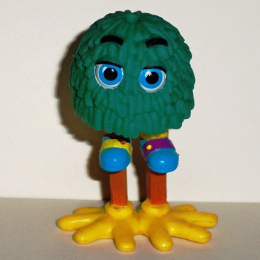 McDonald's 1989 Funny Fry Friends Too Tall Figure Only Happy Meal Toy Loose Used