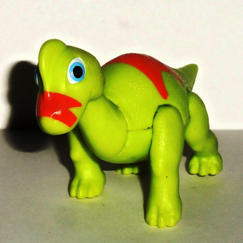 Teenage Mutant Ninja Turtles Half-Shell Heroes Blast to the Past Brachiosaurus Figure TMNT Loose