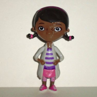 Disney Doc McStuffins PVC Figure Loose Used