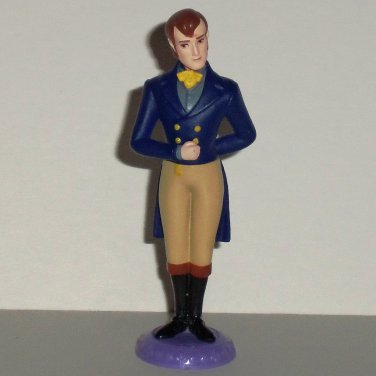 Disney Sofia the First King Roland II PVC Figure Loose Used