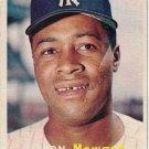 1957 Topps Baseball Card #82 Elston Howard New York Yankees Good