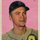 1958 Topps Baseball Card #115 Jim Bunning Detroit Tigers Good