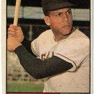 1961 Topps Baseball Card #435 Orlando Cepeda San Francisco Giants Very Good