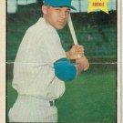 1961 Topps Baseball Card #141 Billy Williams RC Chicago Cubs Fair