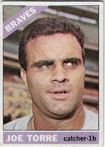 1961 Topps Baseball Card #130 Joe Torre Atlanta Braves Very Good