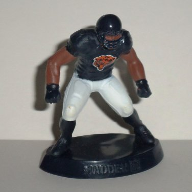 McDonald's 2014 Madden NFL 15 Chicago Bears Figure Happy Meal Toy Loose Used